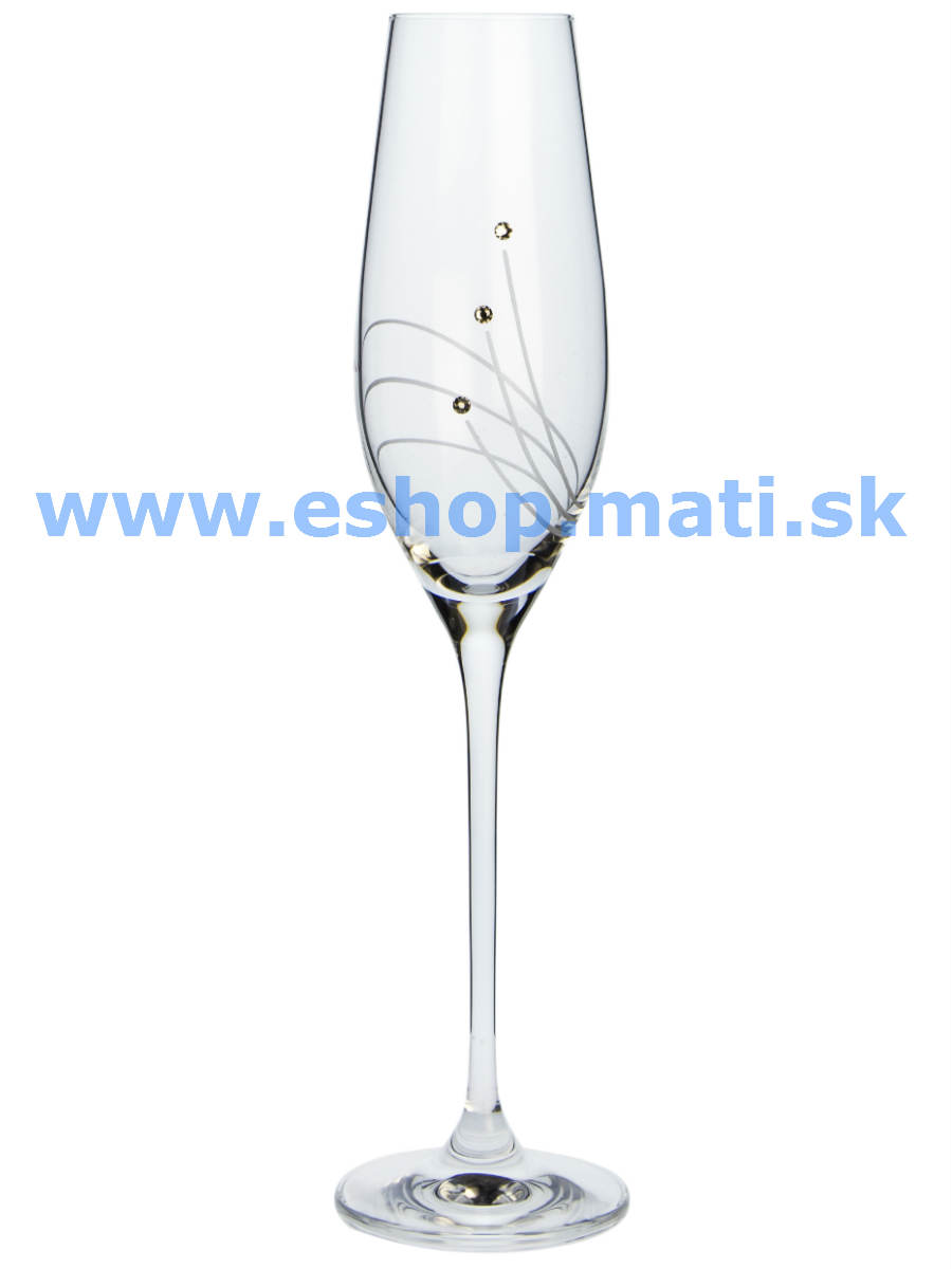 Flétňa 210ml Celebration 30538 Swarovski Crystals (6KS)