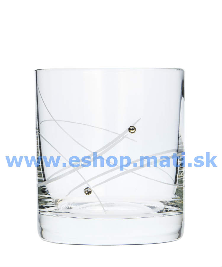 Whiskey 300ml 27181 Swarovski Crystals (6KS)