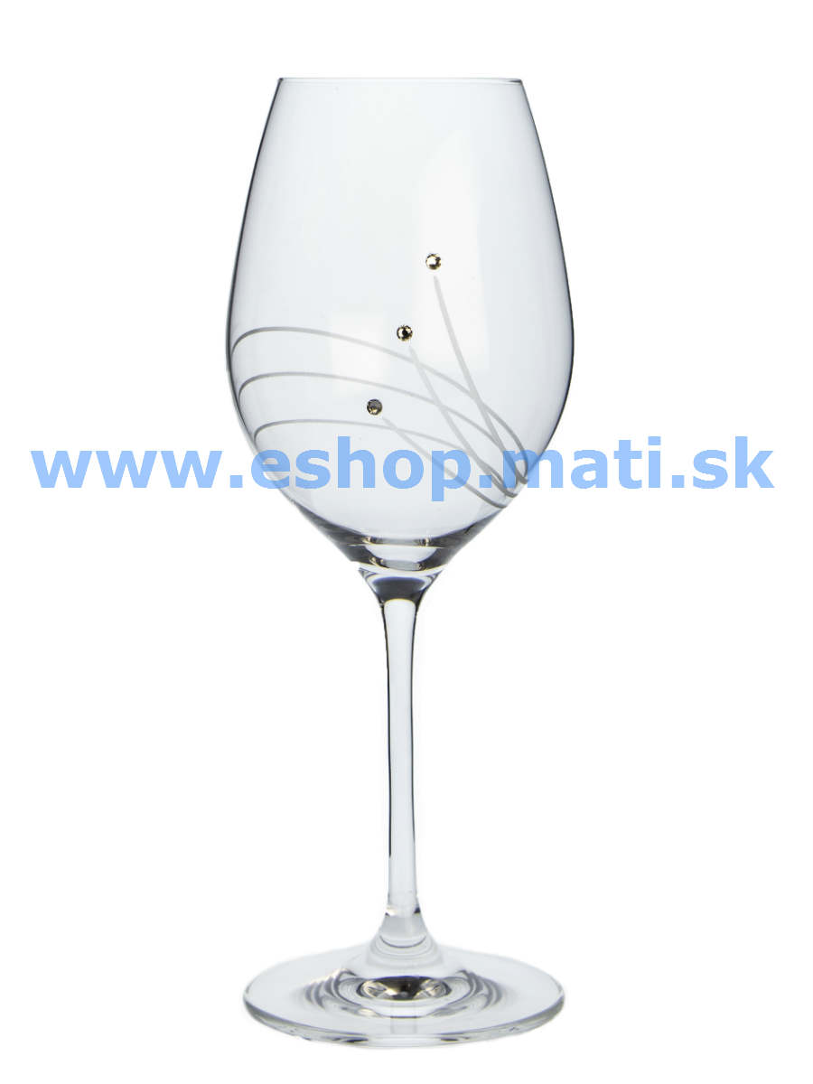 Wine 470 Celebration 30538 Swarovski Crystals (6KS)