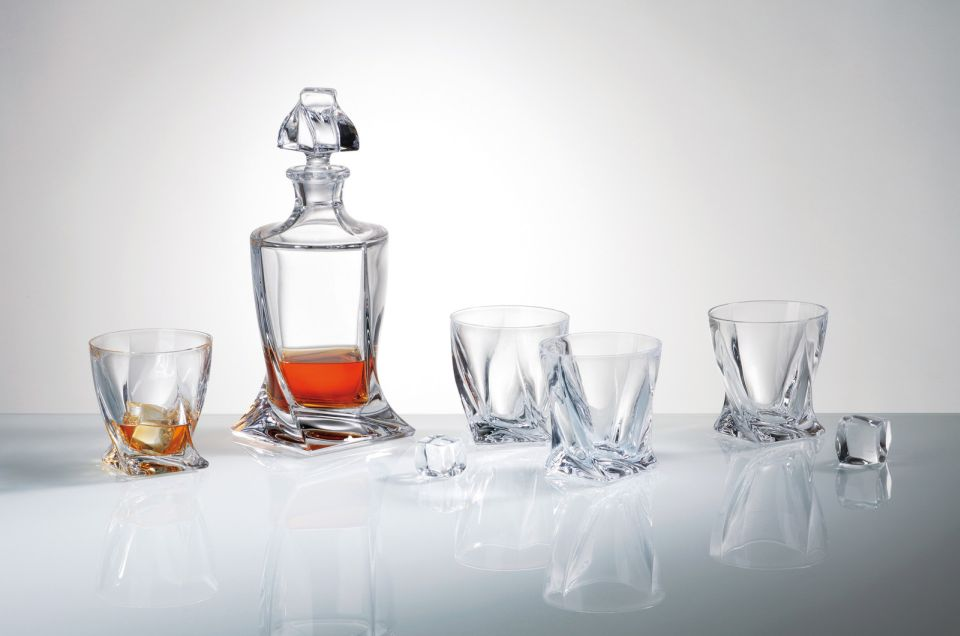 Quadro whiskey set f+6