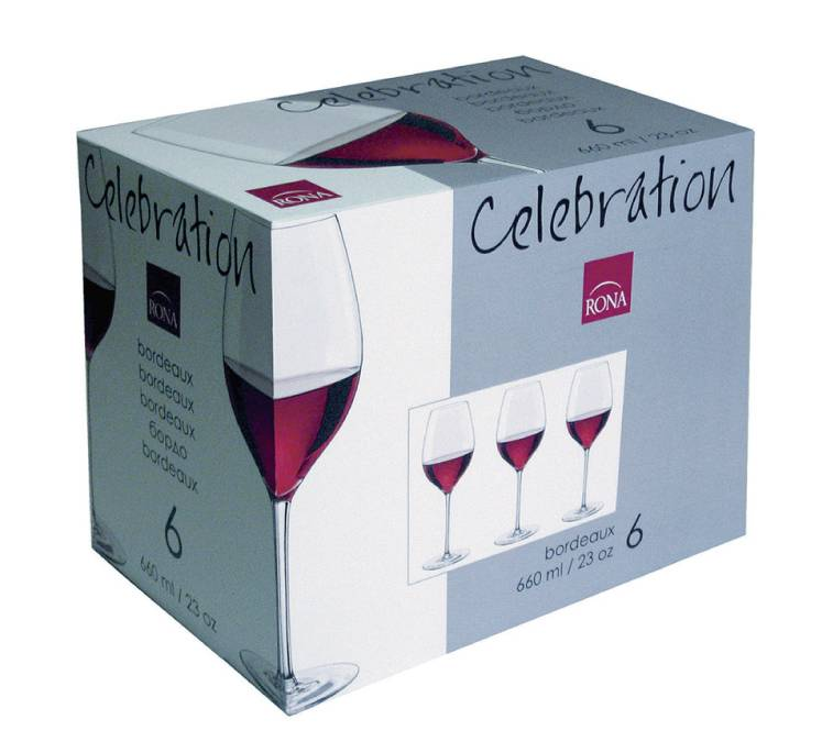 Celebration na víno 470ml (6KS)